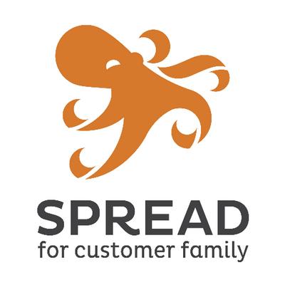 Spread for customer