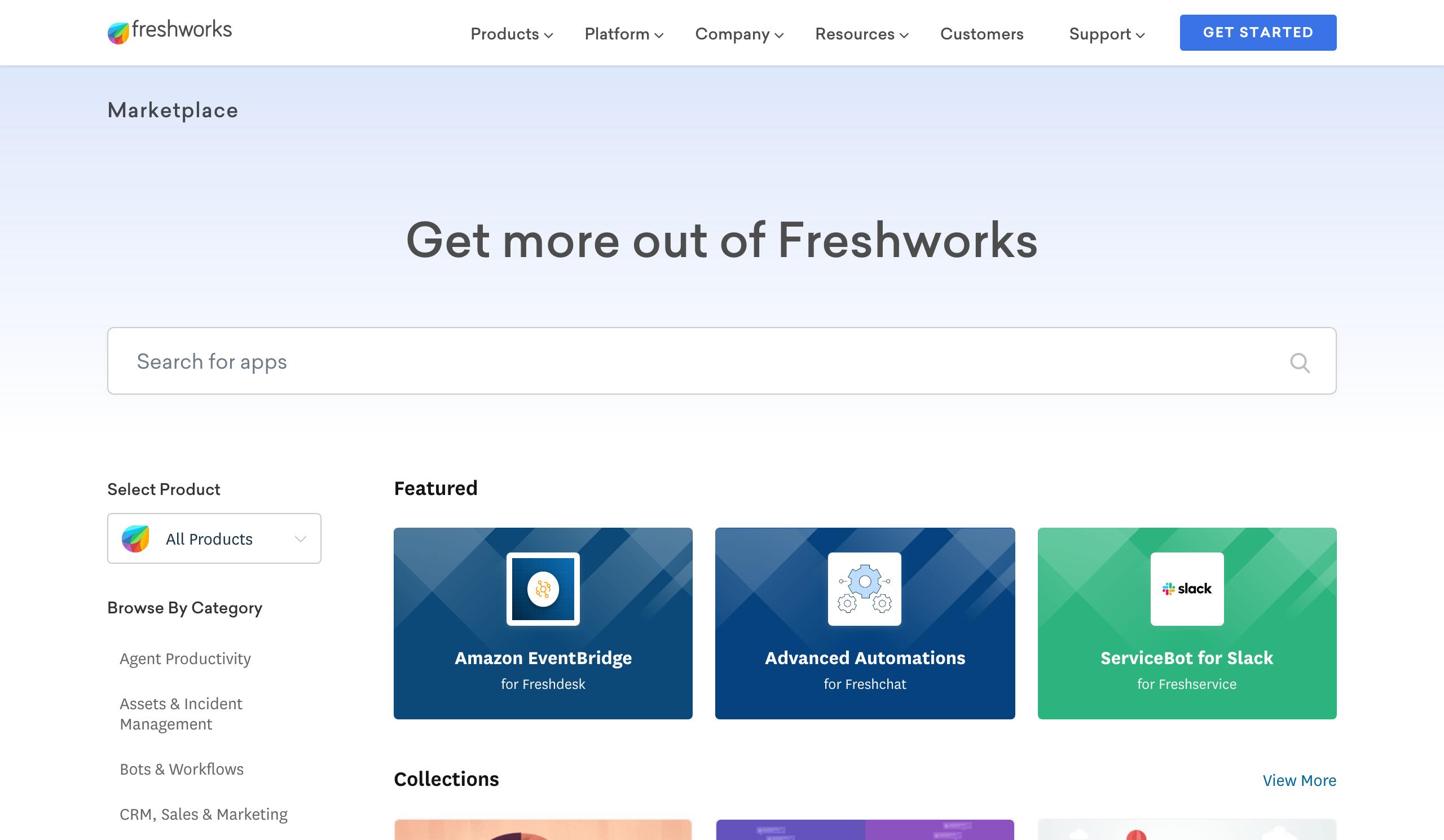 Freshworks CRM API   Developer docs, APIs, SDKs, and auth.   API ...
