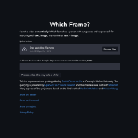 Which Frame?