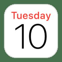 iCloud Calendar