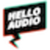 Join Hello Audio Today 🎧⚡️