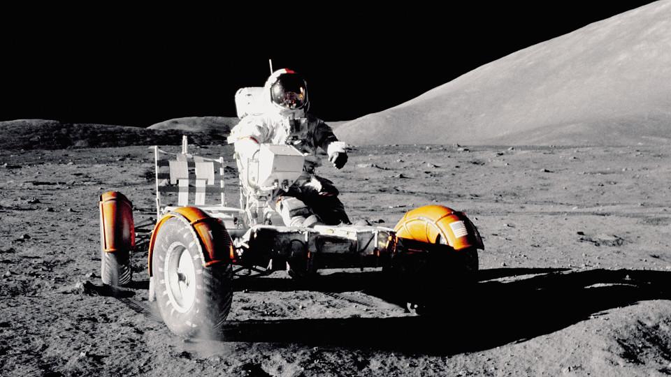 lunar rover drive