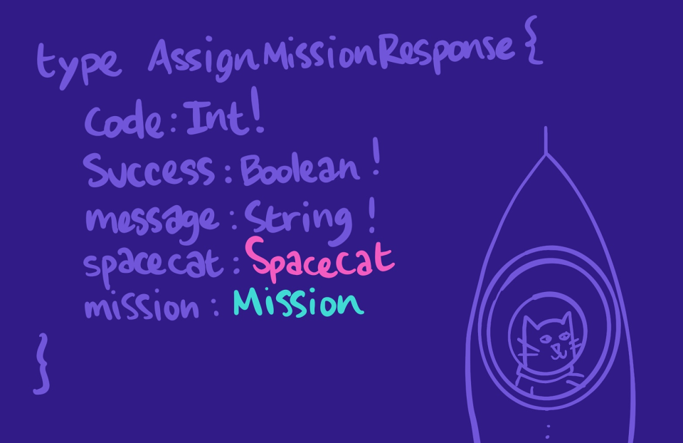 Illustration showing the new AssignMissionResponse return type