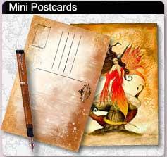 fairy art postcards, fairy greeting cards, fairy, fairy art, fantasy art, fairy gifts, fairies and fantasy