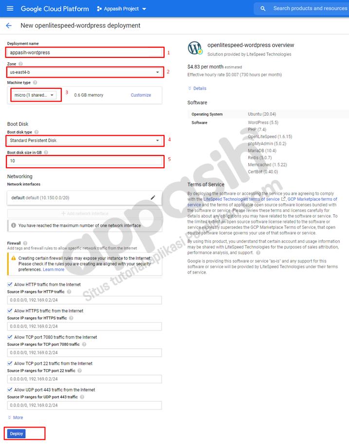 cara mendapatkan hosting wordpress gratis