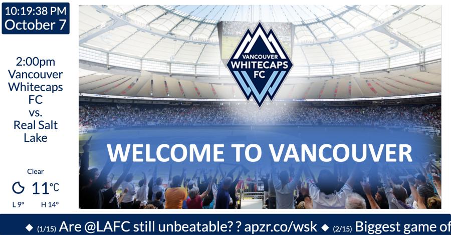 Vancouver Whitecaps National Soccer Development Centre