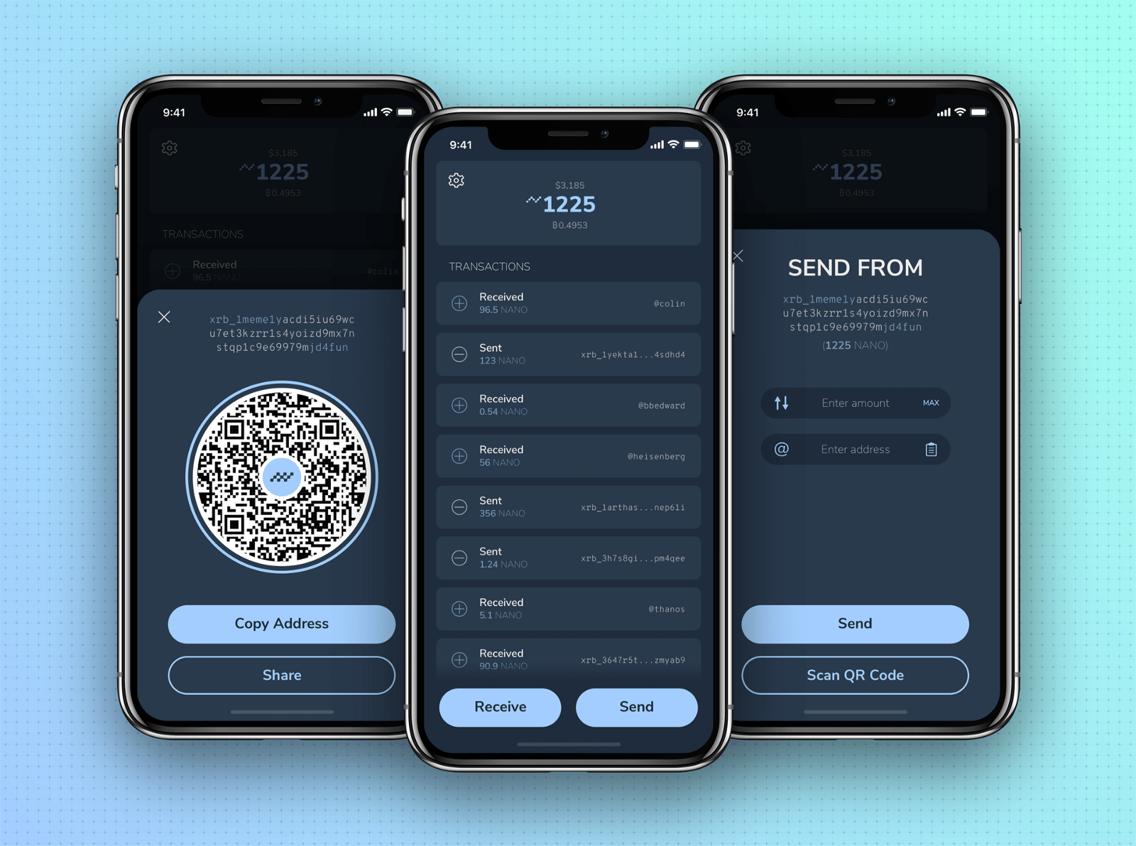 Natrium 2.0 is available on the App Store!