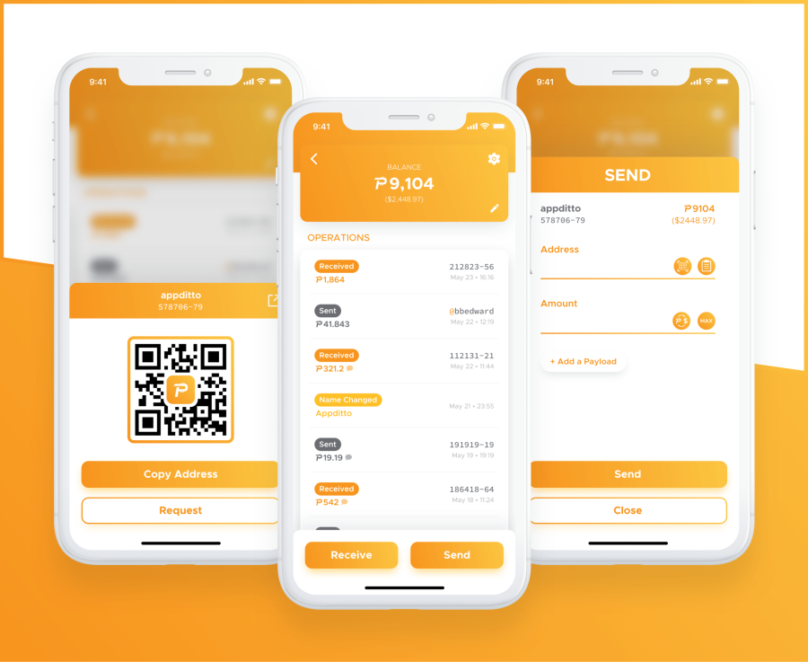 Meet Blaise — Simple, Sleek, & Secure Pascal Wallet now available on the iOS App Store and Google Play Store