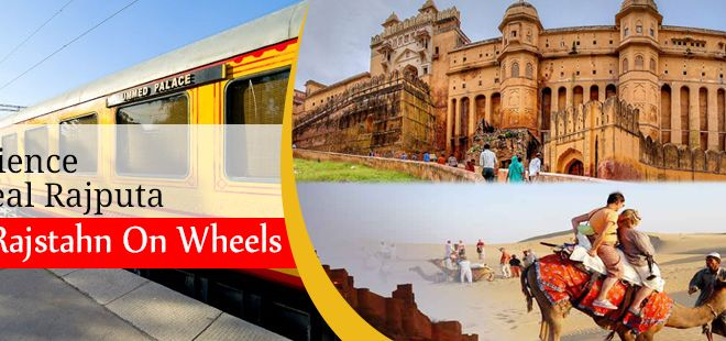 Royal Rajasthan on Wheels : Experience Luxury!
