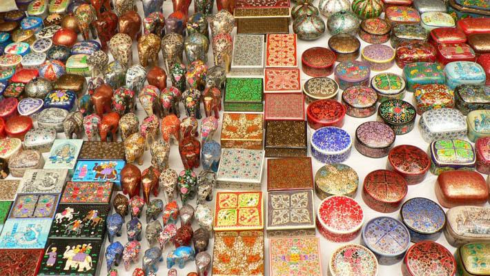Anjuna Flea Market - Night Market in Goa