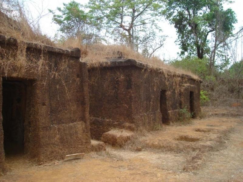 Khandepar - Caves in Goa