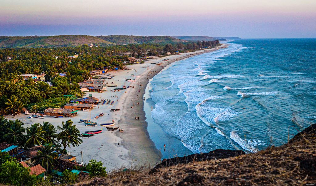 Goa for foreigners