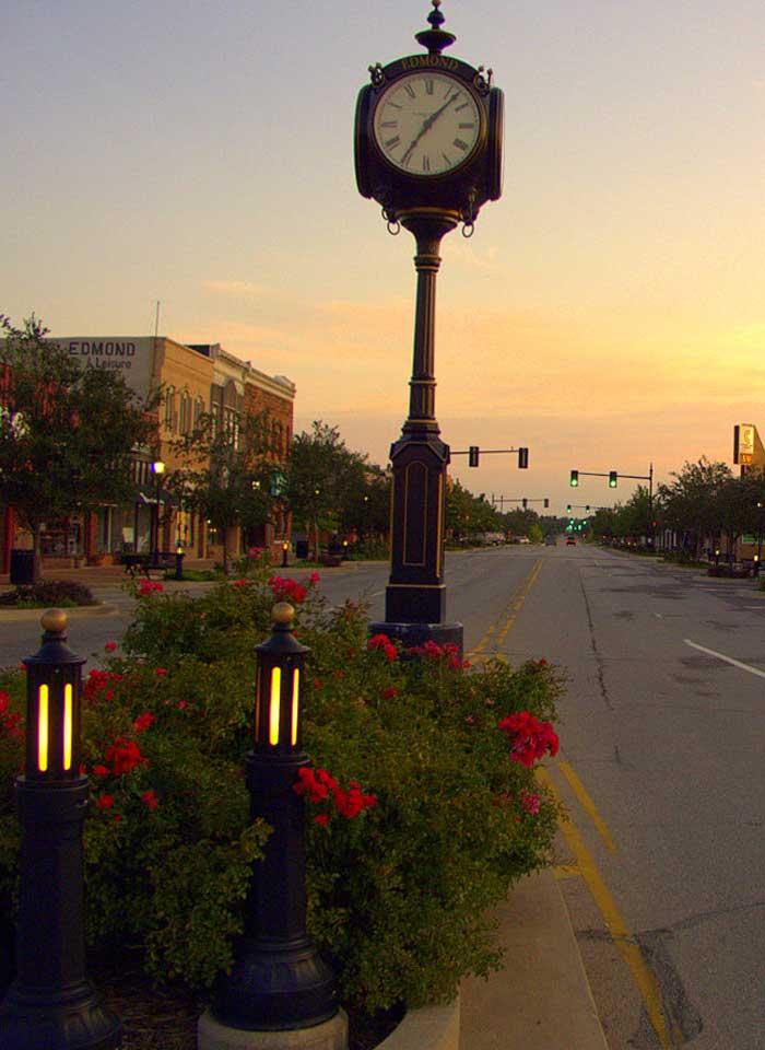 Downtown - Edmond, OK