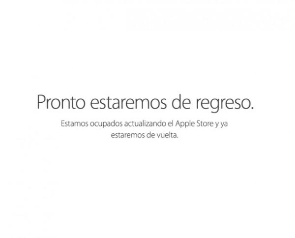 Apple Store online cerrada augura profunda renovación