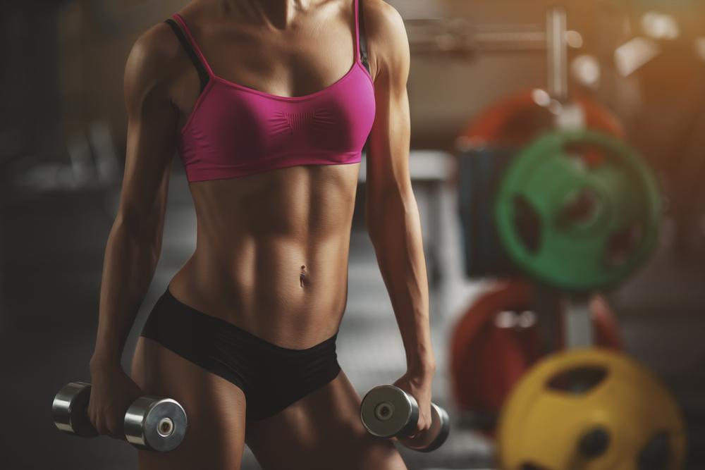 Frauenfitness: Weg mit dem Fett, her mit den Muskeln! | ZIVA Fitness ...