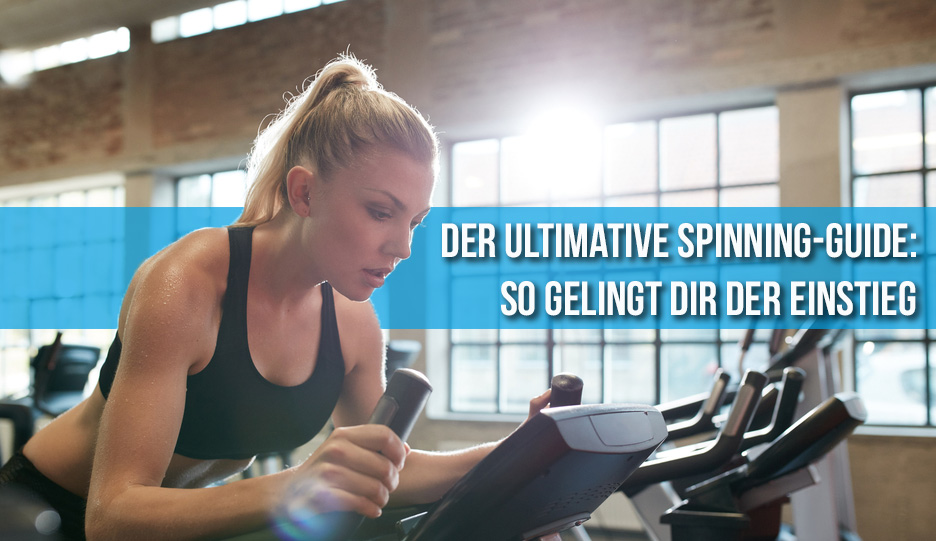 afdacf6f34 Bist du ein begeisterter Läufer oder generell Cardio-Fan? Dann könnte ein  Spinning-Kurs genau das Richtige für dich sein.