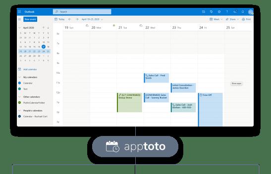 Office365 calendar