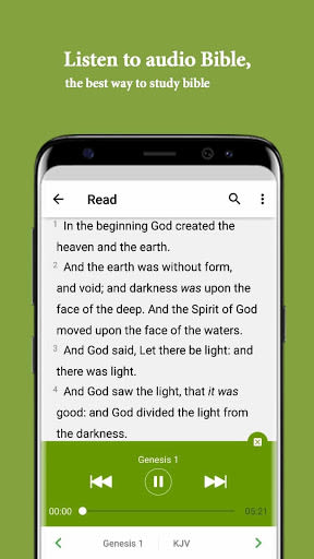 Bible - Free Bible Verses & Study on the Bible app: 2 1 6 for Android