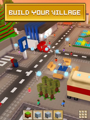 Block Craft 3D: Building Simulator Games For Free: 2 8 1 for Android