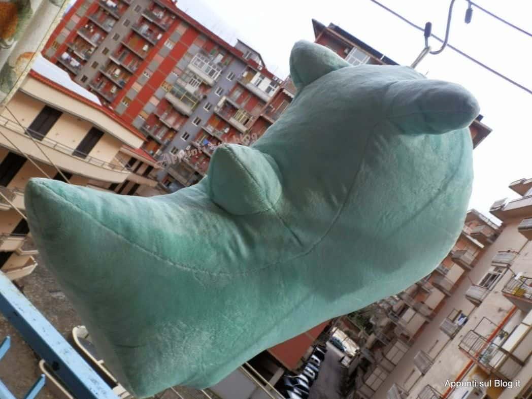 Rocketbaby, Carlos il Rinoceronte per intrattenere un bimbo in modo sicuro e divertente