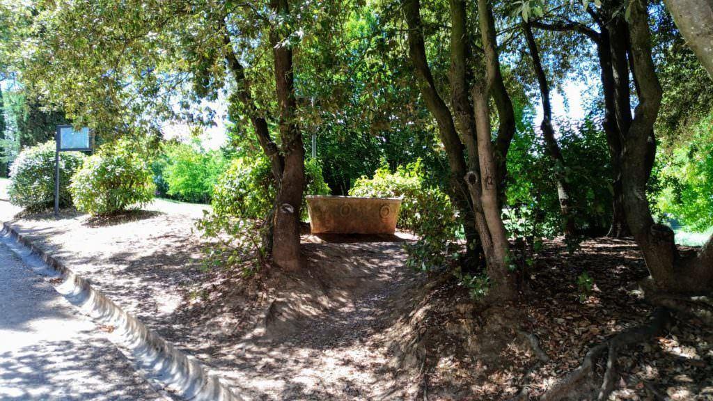 Il Parco archeologico Enrico Fiumi a Volterra