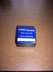 Power Technics dc/dc converter