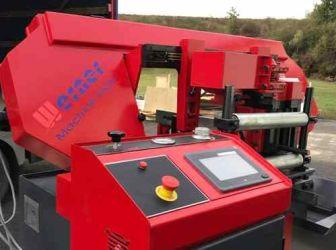 Automata fémfűrészgép Új