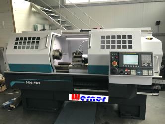 CNC Werner eszterga új