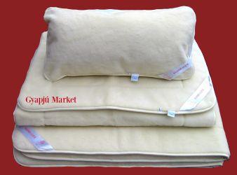KASCHMIR 3 részes ágynemű garnitúra (derékalj, takaró, párna