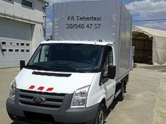 FŐ TEHERTAXI, fuvarozás, háztól házig szállítás, költözés Budapest, belföld. 06309404757