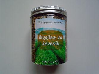 Búzafüves tea keverék 70g