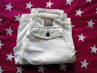 Lee Cooper fehér férfi rövidnadrág