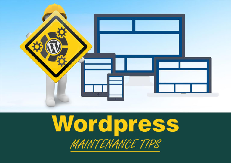 key-wordpress-maintenance-tips