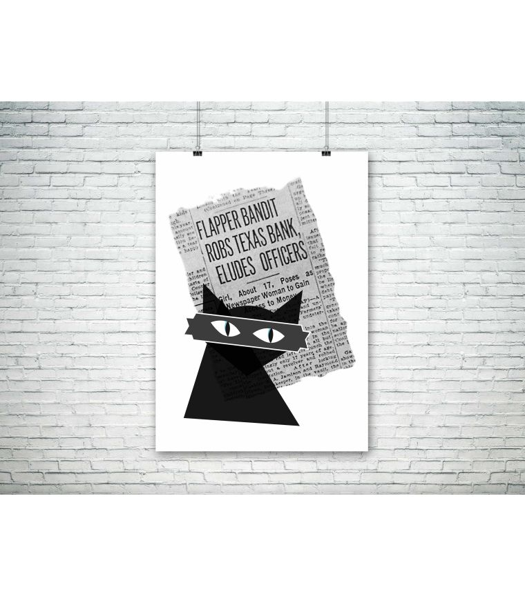 Poster Flapper