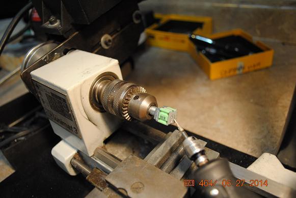 HomeBrew GK3 into LIne 6 JTV-89
