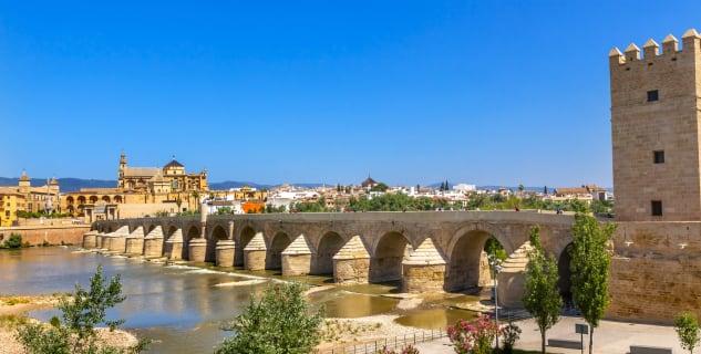 Římský most v Córdobě -