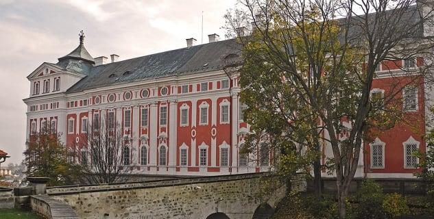 Klášter Broumov - https://commons.wikimedia.org/wiki/File:Abtei-Braunau-09.jpg