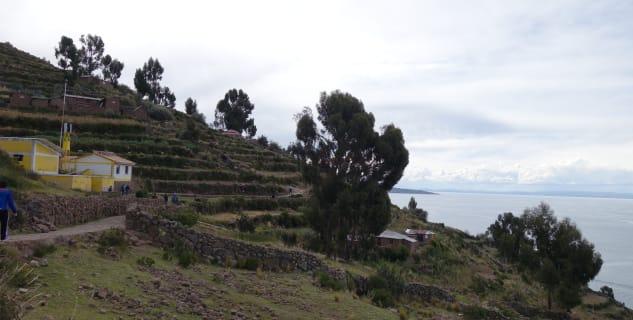 Otrov Taquile -
