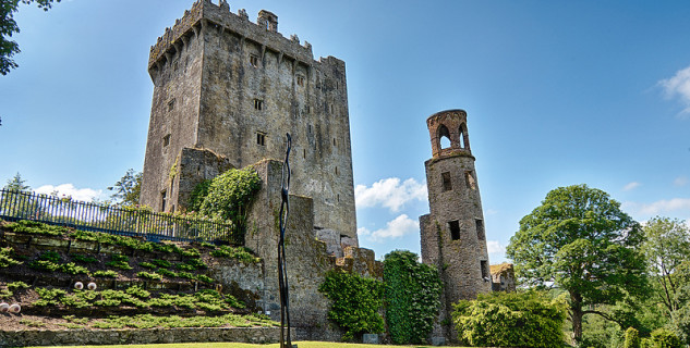 Blarney Castle - https://www.flickr.com/photos/djwtwo/9329777651