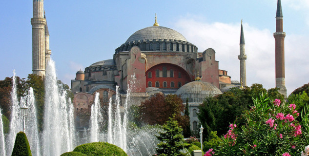Hagia Sophia - https://www.flickr.com/photos/22490717@N02/2216460729/