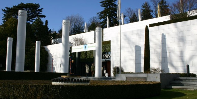 Muzeum olympijských her  - http://commons.wikimedia.org/wiki/File:Musee_olympique.jpg