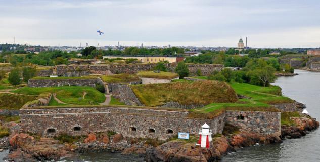 Pevnost Suomenlinna - https://www.flickr.com/photos/22490717@N02/4039688330/