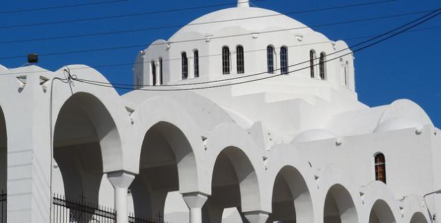 Ortodoxní metropolitní katedrála  - https://www.flickr.com/photos/pence/6941488454