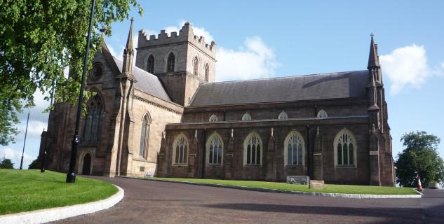 Katedrála sv. Patrika v Armagh - http://www.stpatricks-cathedral.org/visitor-guide/a-morning-on-the-hill/