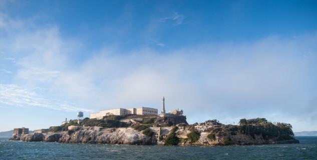 Alcatraz island - http://www.flickr.com/photos/wwarby/9641480508/