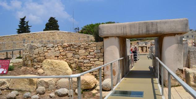Chrámy Tarxien na Maltě - https://www.flickr.com/photos/paradasos/9546011713/