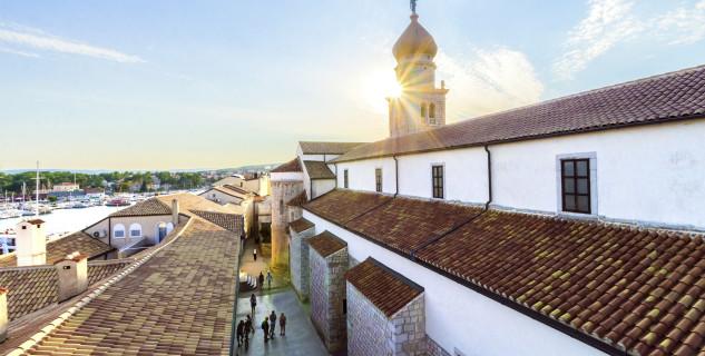 Katedrála v Krku -