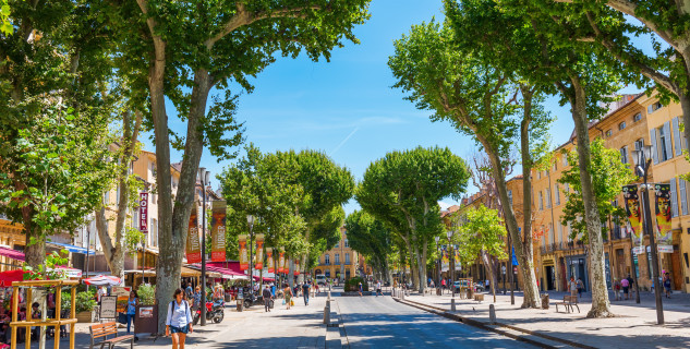 Cours Mirabeau -