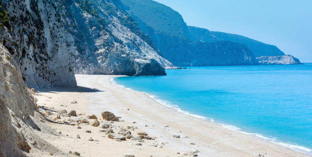 Egremni beach -