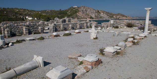 Ruiny baziliky  - https://www.flickr.com/photos/michalo/5654249414/sizes/o/in/photostream/